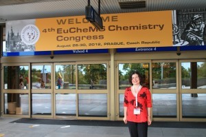 30.08.2012 4th Congress of the European Association for Chemical and Molecular Sciences